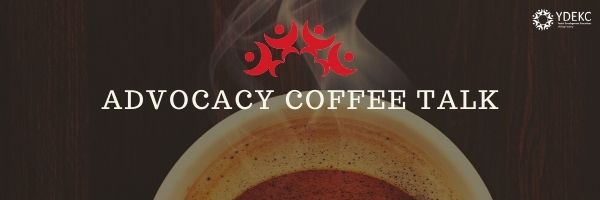 Advocacy Coffee Talk banner